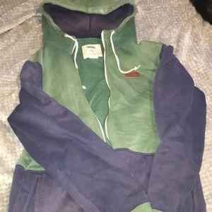 Men's vans jacket
